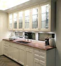 wooden kitchen furniture antiqued mirror tiles backsplash awesome white wooden kitchen