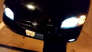 nissan maxima oem parts 2000 nissan maxima oem headlight w leds youtube