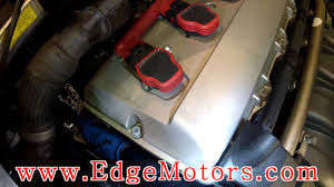 audi s4 4 2l alternator belt and tensioner replacement diy by edge