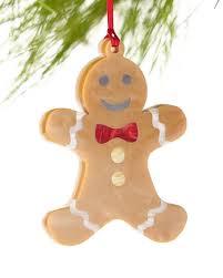 edie gingerbread ornament