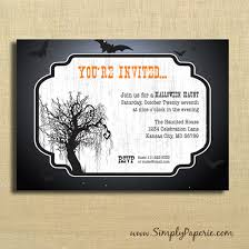 halloween party e invitations how to select the it works party invite printable egreeting ecards