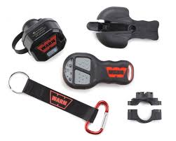 warn industries accessories for utility winches wireless remote