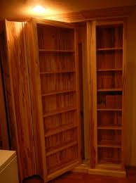 Diy Hidden Bookcase Door Hidden Door Bookcase Diy Home Design Ideas