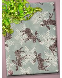 christmas wrapping paper sale sale christmas moose gift wrap 30 x 100 gift