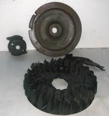 subaru robin ex 21 u0026 hp flywheel u0026 fan u0026 starter cup subaru
