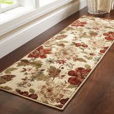 Floral Runner Rug Product