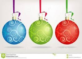 uncategorized trio swirly christmas ornaments xmas homemadexmas