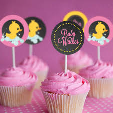 rubber duck baby shower cupcake toppers for a u2013 sunshine parties
