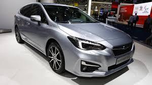 white subaru impreza hatchback euro spec 2018 subaru impreza revealed in frankfurt