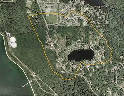Lake Washington Map by Lake Information Page King County