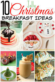 christmas breakfast brunch recipes 10 jolly christmas breakfast ideas