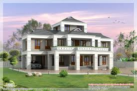 Kerala Home Design Plan And Elevation 4 Bedroom Indian Villa Elevation Kerala Home Design And Floor Plans
