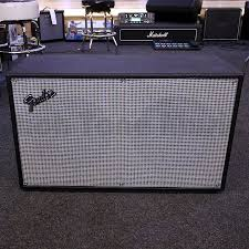 vintage fender 2x12 cabinet fender style 2x12 cabinet w american vintage warehouse g12s c