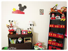 mickey mouse home decorations i ve been wanting to change my son s room decoration for so long