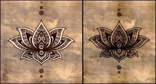 lotus tattoo design by poietix on deviantart
