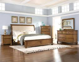 Contemporary Solid Wood Bedroom Furniture Oak Bedroom Furniture China Natural Oak Bed Bedroom Furniture
