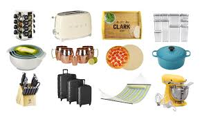 best places to make a wedding registry top 100 items to include on your wedding registry