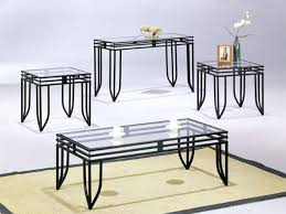 Glass Top Coffee Tables And End Tables Great Glass Top Coffee And End Tables For Fresh Home Interior