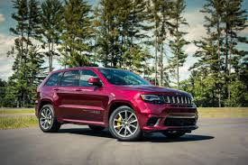 jeep grand cherokee interior 2018 2018 jeep grand cherokee trackhawk review total tips guide car