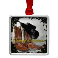 cowboy ornaments u0026 keepsake ornaments zazzle