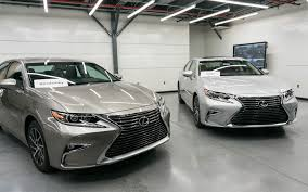 lexus is website a visit to the lexus es manufacturing plant in kentucky lexus