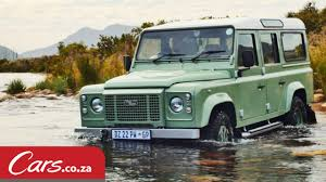 defender land rover 2016 land rover defender heritage edition u2013 farewell review youtube