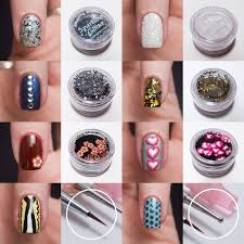 nice pink and black french nails online get cheap black fake nails