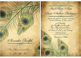Wedding Invitations San Antonio Peacock Wedding Invitations 2017 Wedding Invitations Pinterest