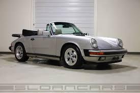 1989 porsche 911 anniversary edition 1989 porsche 911 25th anniversary edition 16 583 sloan cars