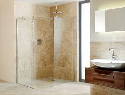 wet floor shower areas