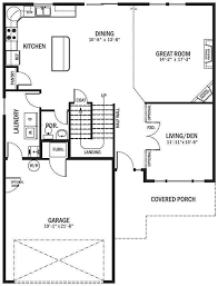 Construction Floor Plans by 2237 Harvest Phase 3 Aho Construction