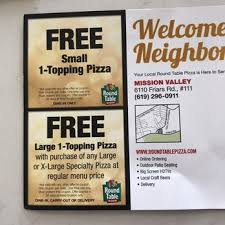 free round table pizza round table pizza 69 photos 94 reviews pizza 6110 friars rd
