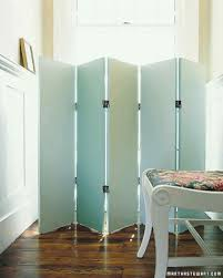 Hanging Room Divider Panels Room Dividers Make A Room Divider Screen Wood Painted Five Panel