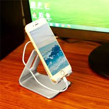online shop 1 pc universal cell phone desk stand holder for iphone