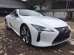 sieu xe lexus lf lc lexus lc 500h 2018 đầu tiên đã về