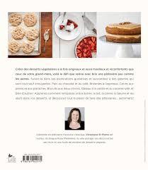livre de cuisine patisserie livre les pâtisseries de madeleine 50 recettes véganes les
