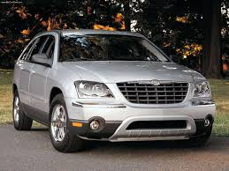 chrysler crossover chrysler pacifica 2004 pictures information u0026 specs