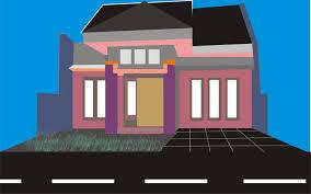 desain rumah corel desain rumah minimalis sederhana anak mandiri