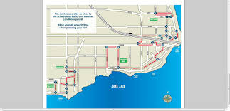 Lake Erie Map Emailing Walmart With Cycling Tourism Idea Fort Erie Friendship
