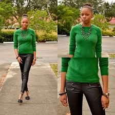 charter sweater charnele michel charter sweater cotton on leather