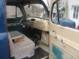 Ford Truck Interior Ford Panel Truck Interior Right Side