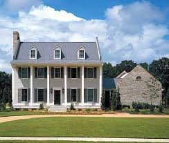 plantation style home plantation style house plans e architectural design
