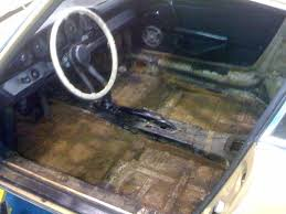 Car Interior Smells Project 1968 Porsche 912 Updates Detailed With Pics Page 3