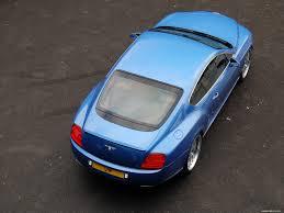 blue bentley dark blue bentley continental gt by kahn the top view bentley