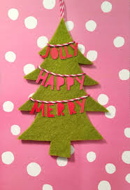 tree banner ornament and card greeting cards