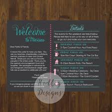how to make your own wedding programs hadley designs programs