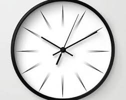 Office Wall Clocks Unique Design Of Custom Wall Clocks Rugs By Lazylittleluckygirl