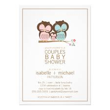 baby shower for couples baby shower invitations astonishing couples baby shower