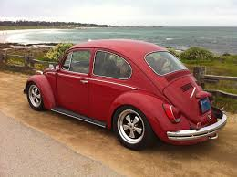 red volkswagen beetle thesamba com gallery 1970 beetle