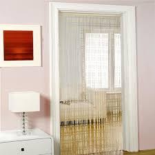 Curtain Door Panels Blackout Door Panel Curtains U2014 Jen U0026 Joes Design Door Panel